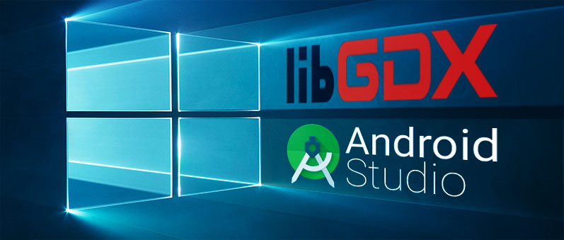Set up libGDX game in Android Studio